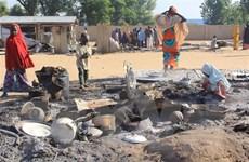 UNICEF lên án việc sử dụng trẻ em để đánh bom liều chết tại Nigeria