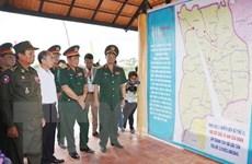 Vun đắp thêm tình hữu nghị giữa Việt Nam và Campuchia
