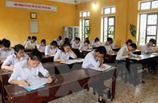 Hòa Bình sẵn sàng cho kỳ thi Trung học Phổ thông quốc gia năm 2019