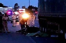 Một cán bộ coi thi Kỳ thi THPT quốc gia bị tai nạn tử vong