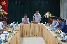 Kiểm tra công tác chuẩn bị cho kỳ thi THPT quốc gia tại các địa phương