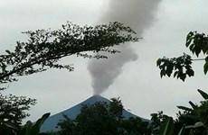 Papua New Guinea: Cảnh báo núi lửa Ulawun phun trào