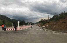 Tuyến đường bộ mới dài 114km từ biên giới Thái Lan tới Lào