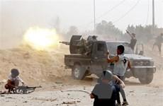 Các lực lượng ủng hộ chính phủ Libya giành lại thành phố chiến lược
