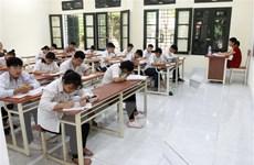 Bình Định công bố điểm chuẩn vào lớp 10 các trường trung học phổ thông