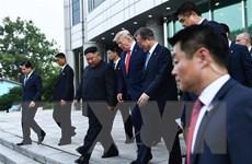 Cuộc gặp Mỹ-Triều tại DMZ: Chuẩn bị đàm phán cấp chuyên viên