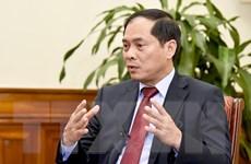 Động lực mới nâng tầm quan hệ Đối tác hợp tác toàn diện Việt Nam-EU