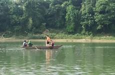 Nam Định: Hai em nhỏ ngã xuống sông tử vong thương tâm