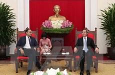 Việt Nam đánh giá cao sự hỗ trợ của Ngân hàng Phát triển châu Á