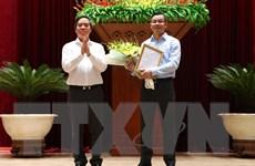 Phó Trưởng ban Kinh tế TW Ngô Văn Tuấn làm Phó Bí thư Tỉnh ủy Hòa Bình