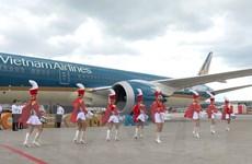 Vietnam Airlines chính thức khai thác tại sân bay Sheremetyevo của Nga