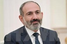 Thủ tướng Armenia Nikol Pashinyan bắt đầu thăm chính thức Việt Nam