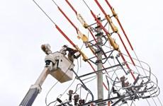 Điện lực miền Bắc khắc phục hậu quả thiệt hại do bão số 2