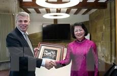 Phó Chủ tịch nước đánh giá cao vai trò cộng đồng người Việt ở Thụy Sĩ