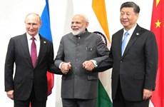 Có phải quan hệ Nga-Ấn-Trung đang được định hình?