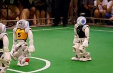 Sôi động Giải bóng đá robot thế giới 2019 tại Australia