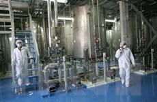 EU hối thúc Iran ngừng các hành động phá vỡ thỏa thuận hạt nhân