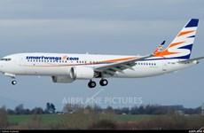 Máy bay Boeing 737 của Séc hạ cánh khẩn cấp ở Hungary