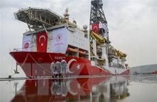 Căng thẳng tiếp tục gia tăng giữa Thổ Nhĩ Kỳ và CH Cyprus