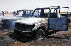 Libya: Đánh bom xe khiến ít nhất 37 người thương vong tại Benghazi