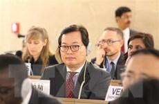 Hội đồng nhân quyền thông qua Nghị quyết về Biến đổi khí hậu