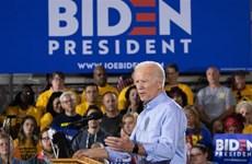 Kết quả thăm dò mới nhất về hai ứng viên Joe Biden và Elizabeth Warren