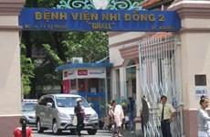 Xem xét vụ việc bé gái 3 tuổi tử vong tại Bệnh viện Nhi đồng 2