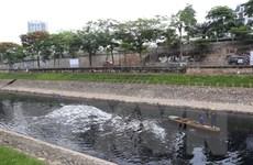 Phản hồi về việc xả nước hồ Tây đối với kết quả nước sông Tô Lịch