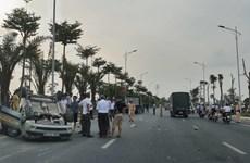 Danh tính tài xế gây tai nạn liên hoàn ở Thanh Oai, Hà Nội