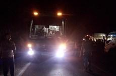 Quảng Nam: Xe máy va chạm xe khách, 2 thiếu niên tử vong