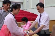 Triều Tiên hoàn tất bầu cử hội đồng nhân dân các cấp
