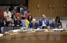 Các nước đồng minh chỉ trích quan điểm của Mỹ về hòa bình Trung Đông