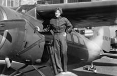 Tìm kiếm nữ phi công mất tích bí ẩn khi đang bay vòng quanh thế giới