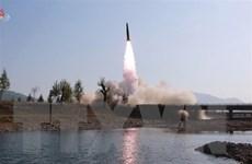 Phản ứng của Nhật Bản và Mỹ sau động thái phóng vật thể của Triều Tiên