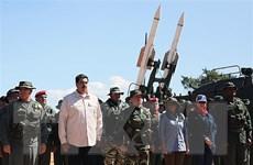 Venezuela tiến hành tập trận quy mô lớn trên vùng biển Caribe