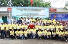 Đại sứ quán Thái Lan tổ chức hoạt động thiện nguyện tại Thái Nguyên