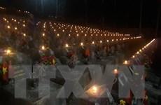 Người Việt tại Lào tổ chức Đại Lễ cầu siêu tri ân các anh hùng liệt sỹ