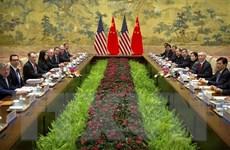 Giới chuyên gia lạc quan thận trọng trước vòng đàm phán Mỹ-Trung mới