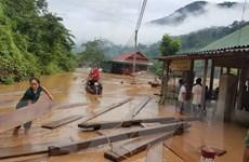 Trung Trung Bộ thời tiết dịu dần, Nam Trung Bộ có mưa dông mạnh