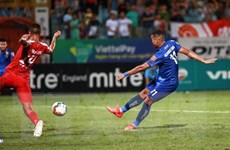 Viettel bị Quảng Nam FC cầm hòa trên sân nhà dù có thế trận tốt hơn