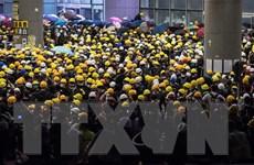 Chính quyền Hong Kong lên án những người biểu tình quá khích