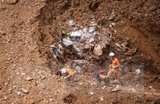 Trung Quốc: Thương vong tăng mạnh sau vụ sạt lở đất tại Quý Châu