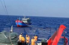 Quảng Ninh: Sét đánh đúng mũi tàu làm một ngư dân tử vong