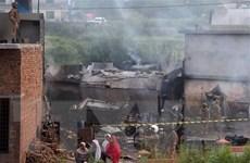 Rơi máy bay quân sự tại Pakistan: Tìm thấy thêm nhiều thi thể
