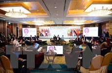 Khai mạc Hội nghị Bộ trưởng Ngoại giao ASEAN lần thứ 52