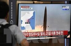 Hàn Quốc yêu cầu Triều Tiên chấm dứt các vụ thử tên lửa