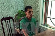 Hòa Bình: Đối tượng giết vợ dã man ra đầu thú sau 10 ngày lẩn trốn