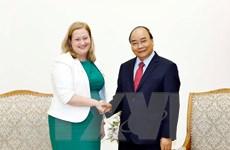Thủ tướng Nguyễn Xuân Phúc tiếp Đại sứ Ireland đến chào từ biệt