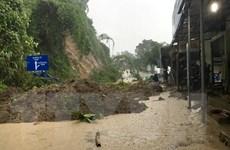 Thanh Hóa: Một trưởng công an xã tử vong khi phòng chống mưa lũ