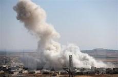 Syria: Nổ kho đạn tại sân bay, ít nhất 31 người thiệt mạng